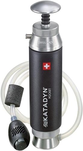 Best Portable Water Filter - Katadyn Pocket Water Filter