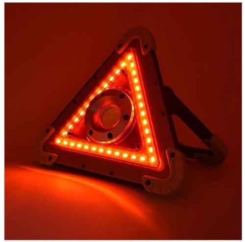 Triangle Emergency Light