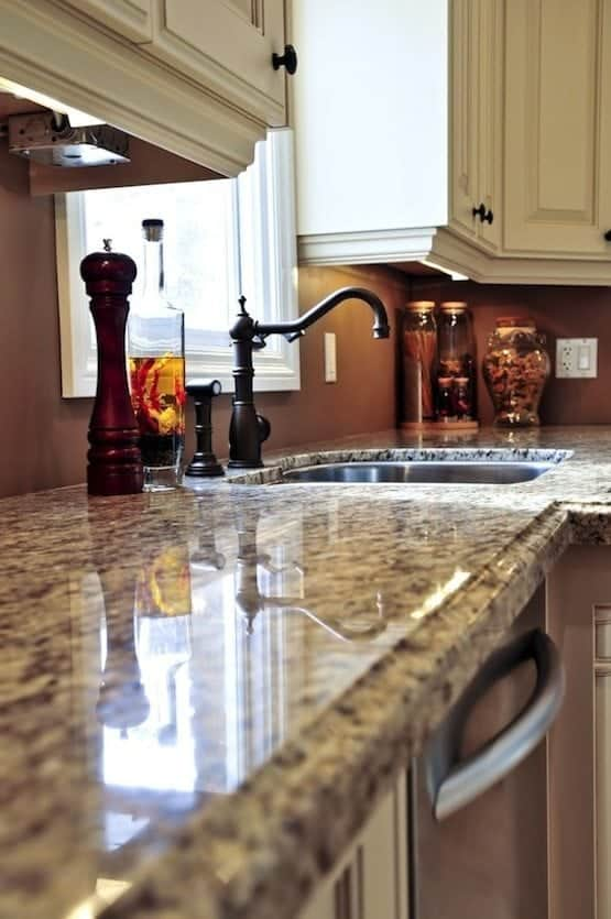 dear sheila granite is tricky thatu0027s for sure but once you understand a few things youu0027ll have not trouble keeping your countertops beautifully shiny