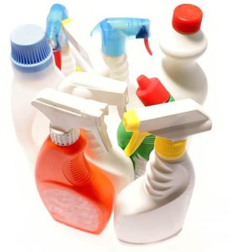 DIY Household Cleaners