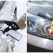 Double-Pic-cleaning-headlights-quck-thaw-lock