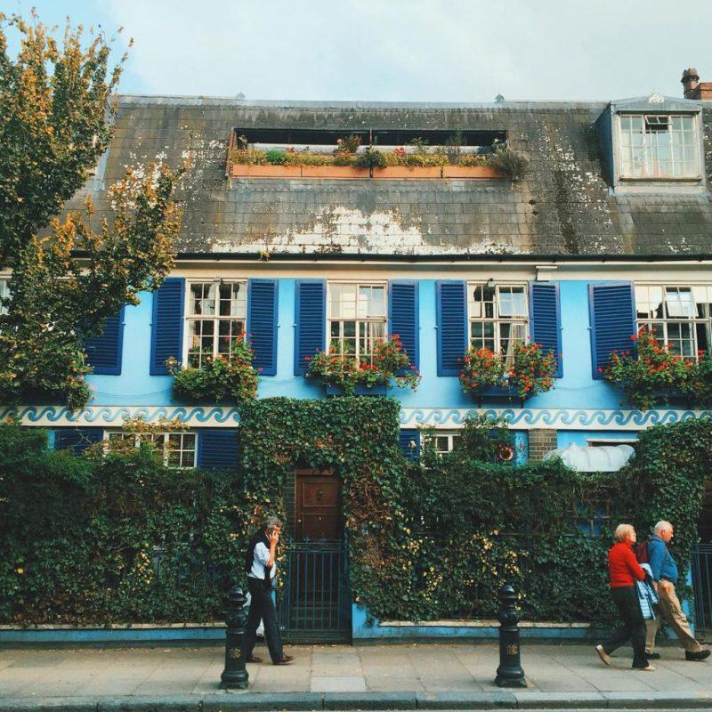Last postcard from #London  see ya! ❤️❤️❤️#londoner #londonlife #portobello #portobellomarket