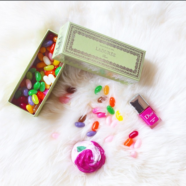 Colorful set #colorful #laduree #candy #lush #lushitalia