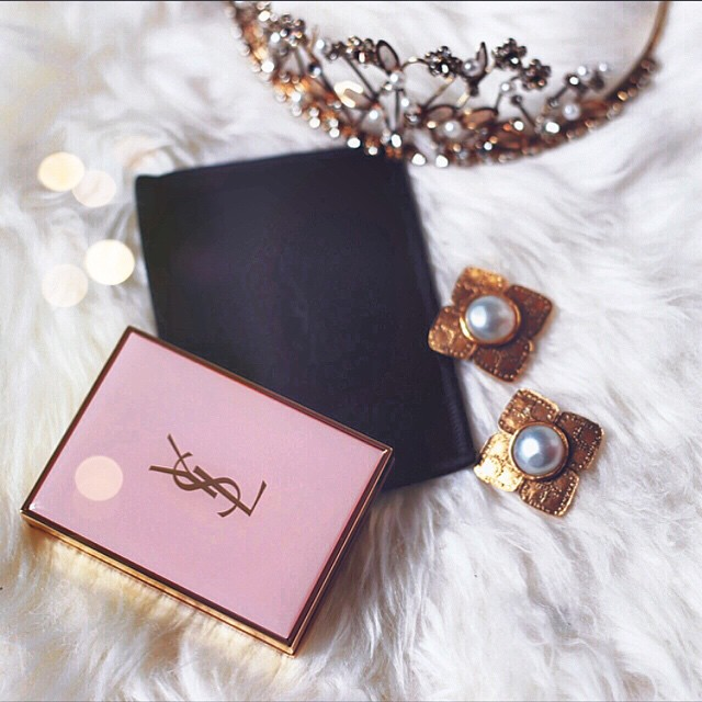 #likeaprincess #toucheeclat #yslbeauty