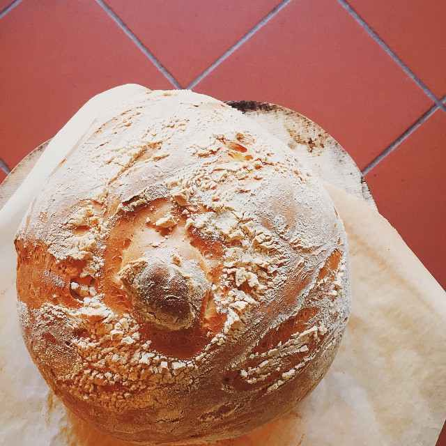 C'è pane e pane, ma quello di casa, bè... #bakery #homebakery