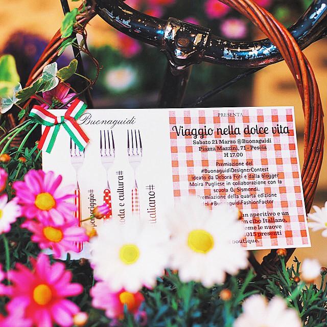 Italians do it better #buonaguidipescia #buonaguidiparty #viaggionelladolcevita