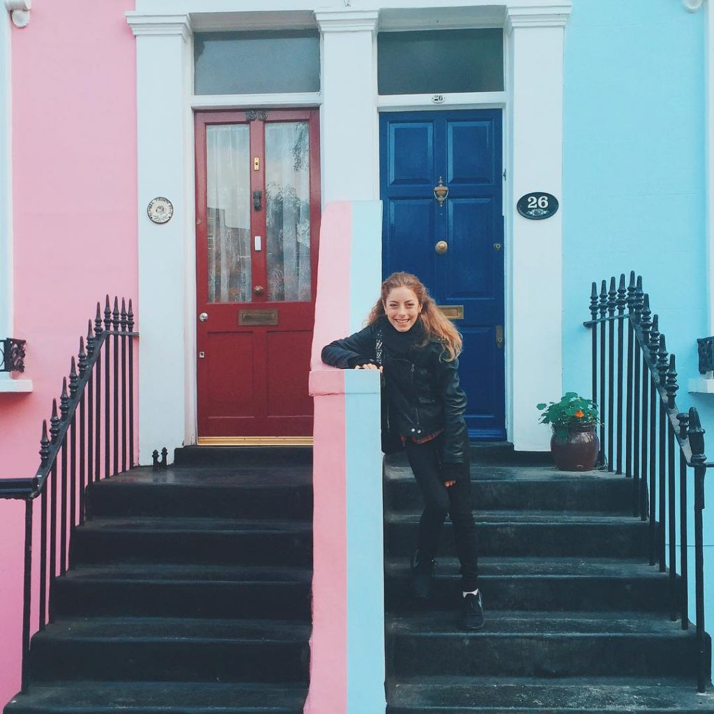 Pastelize me #portobello #nottinghill #london #instalondon #londoner