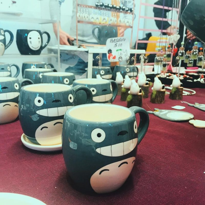 Totoro #luccacomics #luccacomicsandgames #luccacg15 #totoro