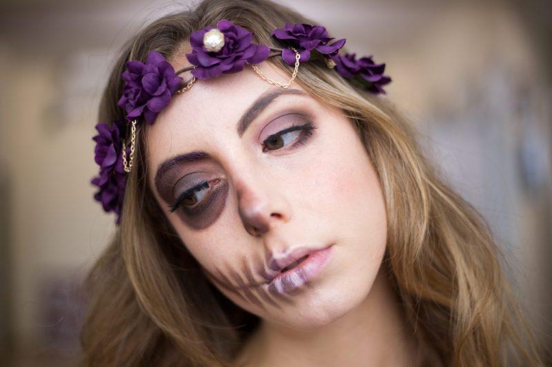 half-skull-makeup-tutorial-2