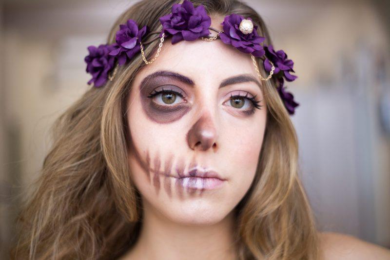 half-skull-makeup-tutorial-6