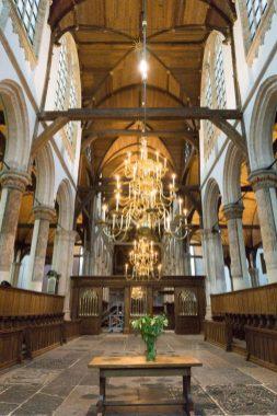 chiesa sconsacrata amsterdam