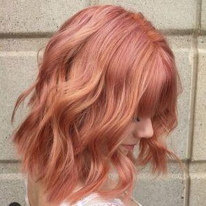 blorange hair 2017