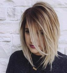 capelli biondi 2017
