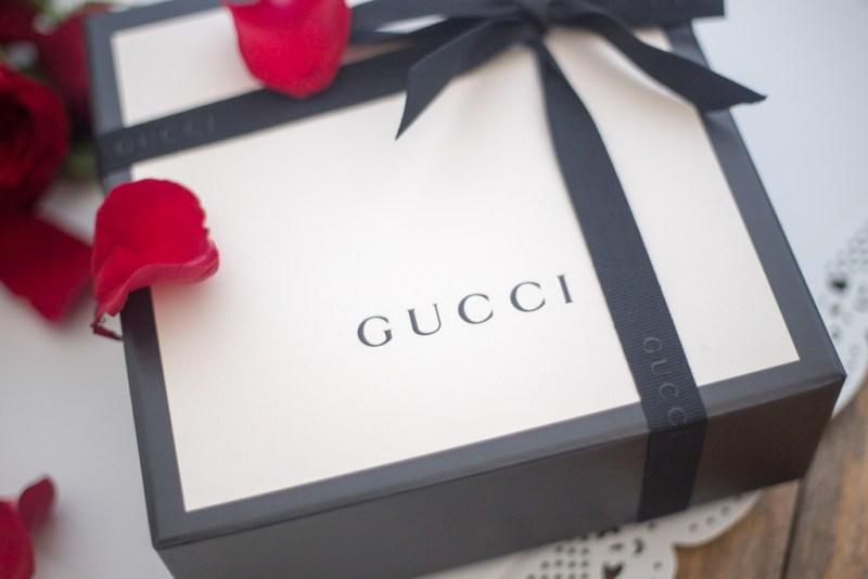 Cintura Gucci nera fibbia doppia g