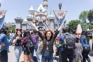 compleann a disney land california
