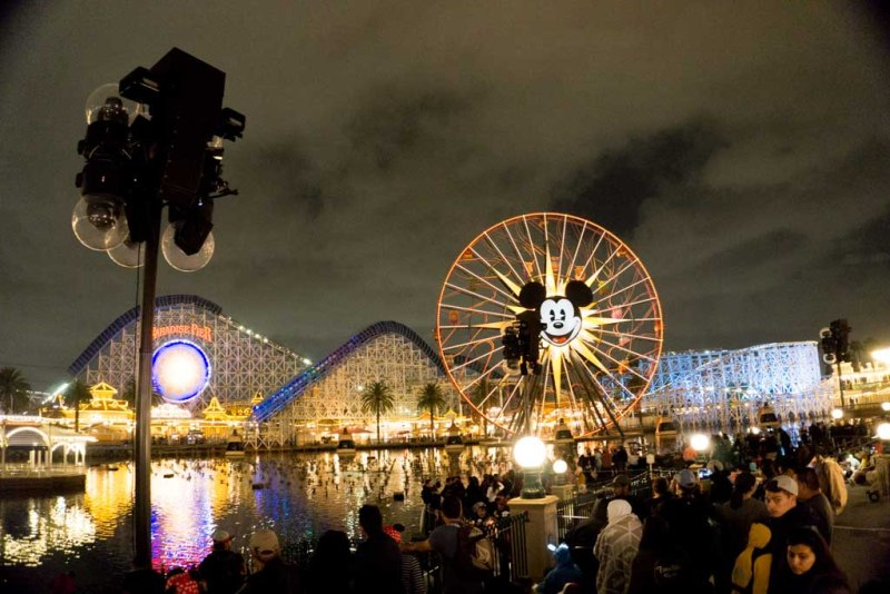 Compleanno a Disney Land California