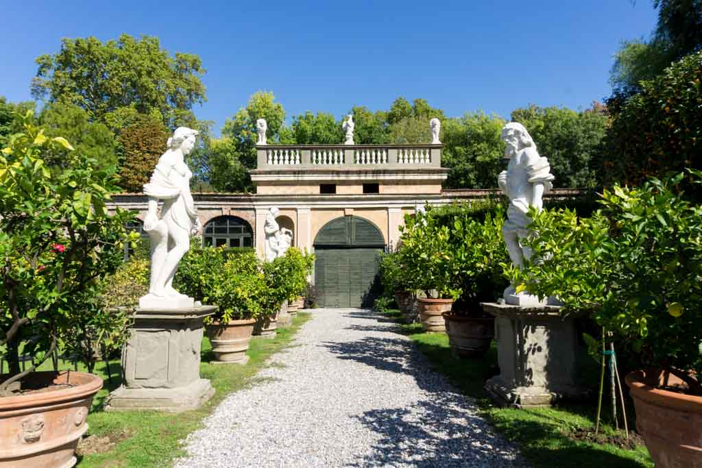Una mattina a Lucca: scopriamo il bellissimo Giardino di Palazzo Pfanner