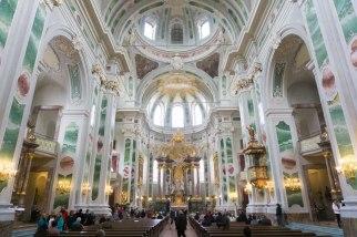 mannheim Jesuitenkirche