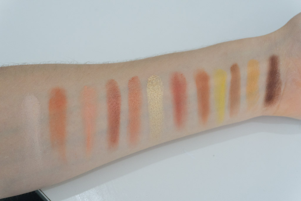 yes please palette swatch