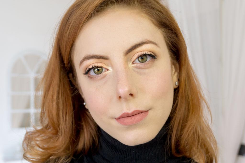 dreamy eyeshadow palette nabla trucco eyeliner