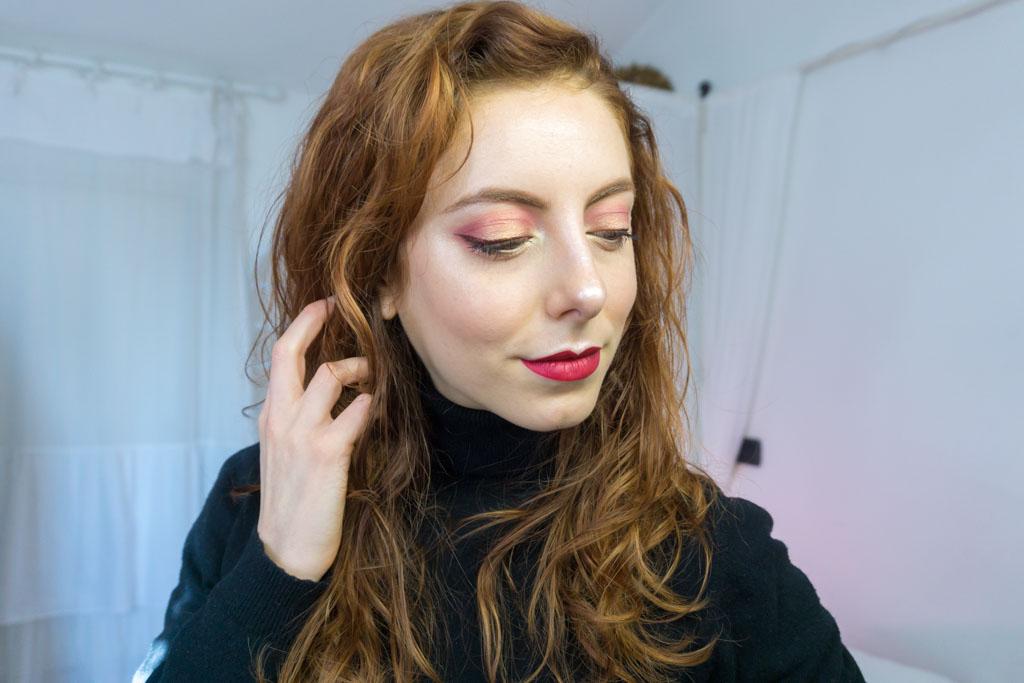 makeup natalizio