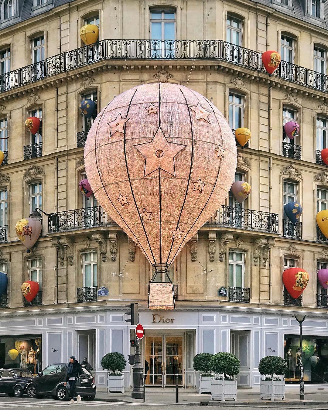 boutique dior parigi natale