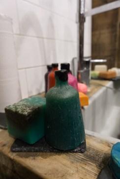 gel doccia solido