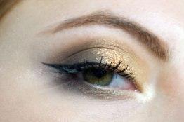 Prism Palette Makeup Look closeup occhio