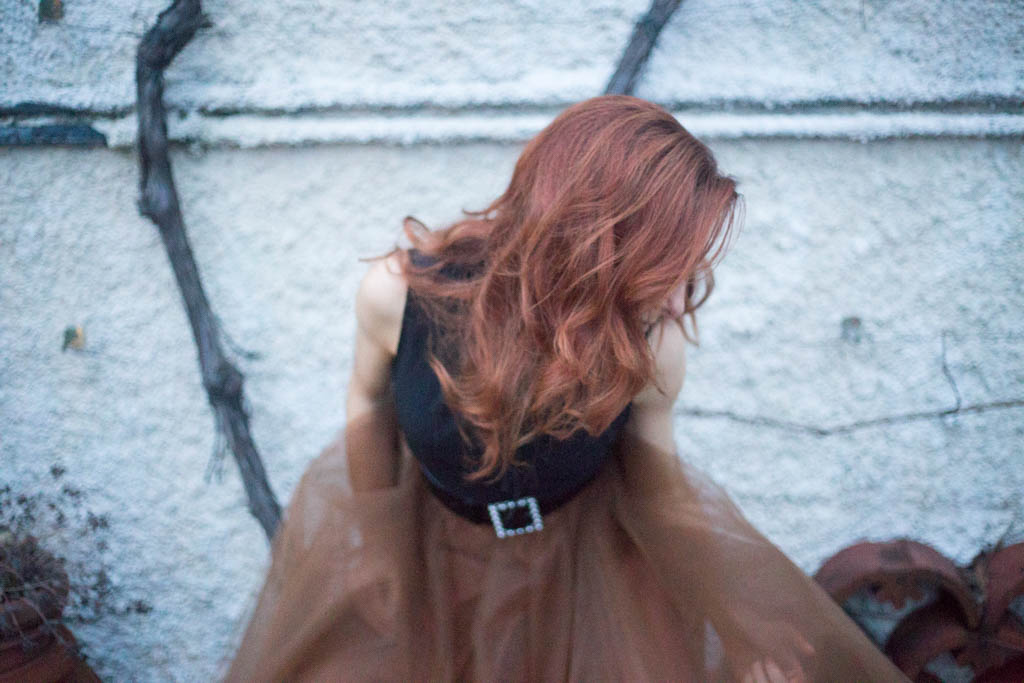 ispirazione capelli rossi