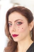 makeup lentiggini fnte