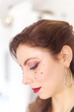 makeup romantico san valentino