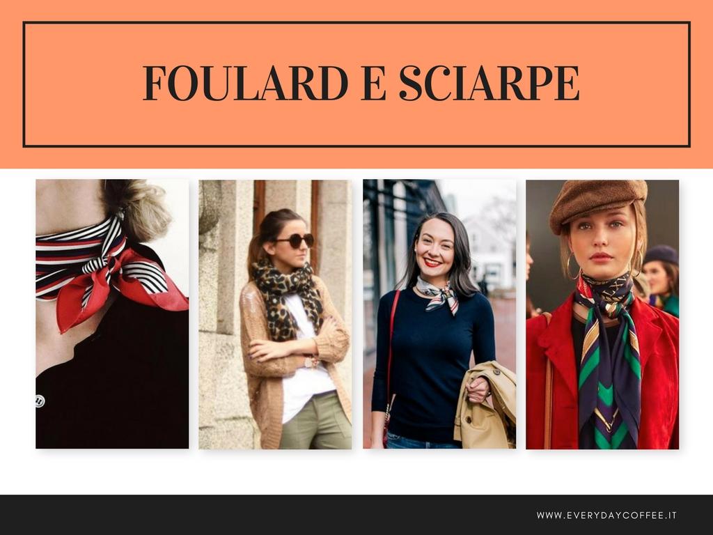 foulard e sciarpe primavera