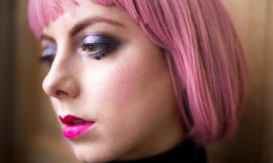 Makeup occhi galattico con i prodotti Diego Dalla Palma Primavera 2018