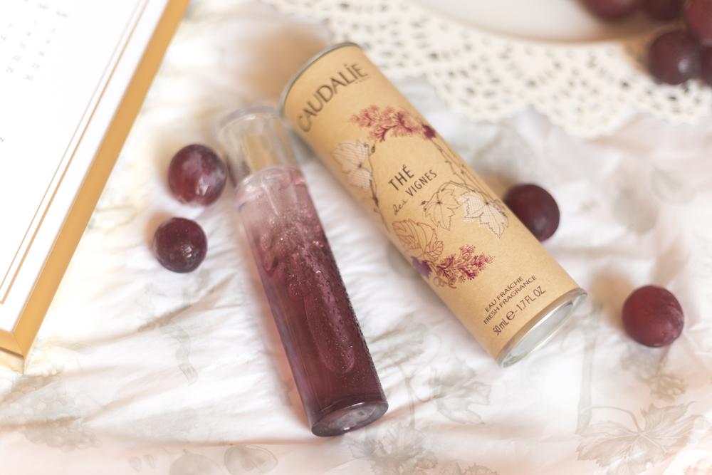 Thé des vignes caudalie