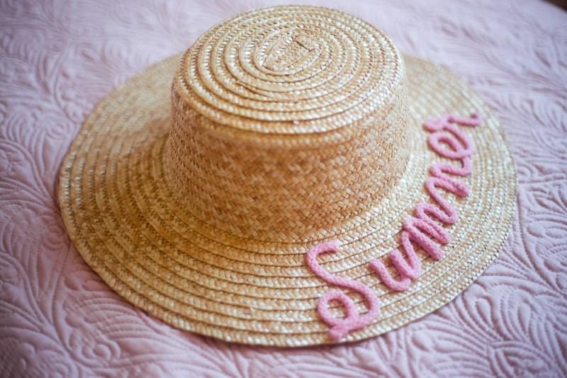 primark haul estate 2018 cappello di paglia