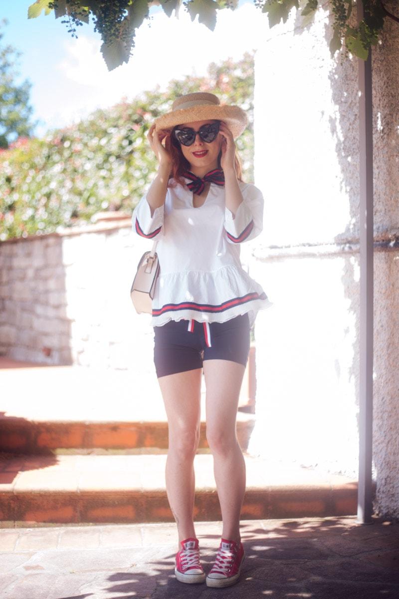 outfit stile marinaro