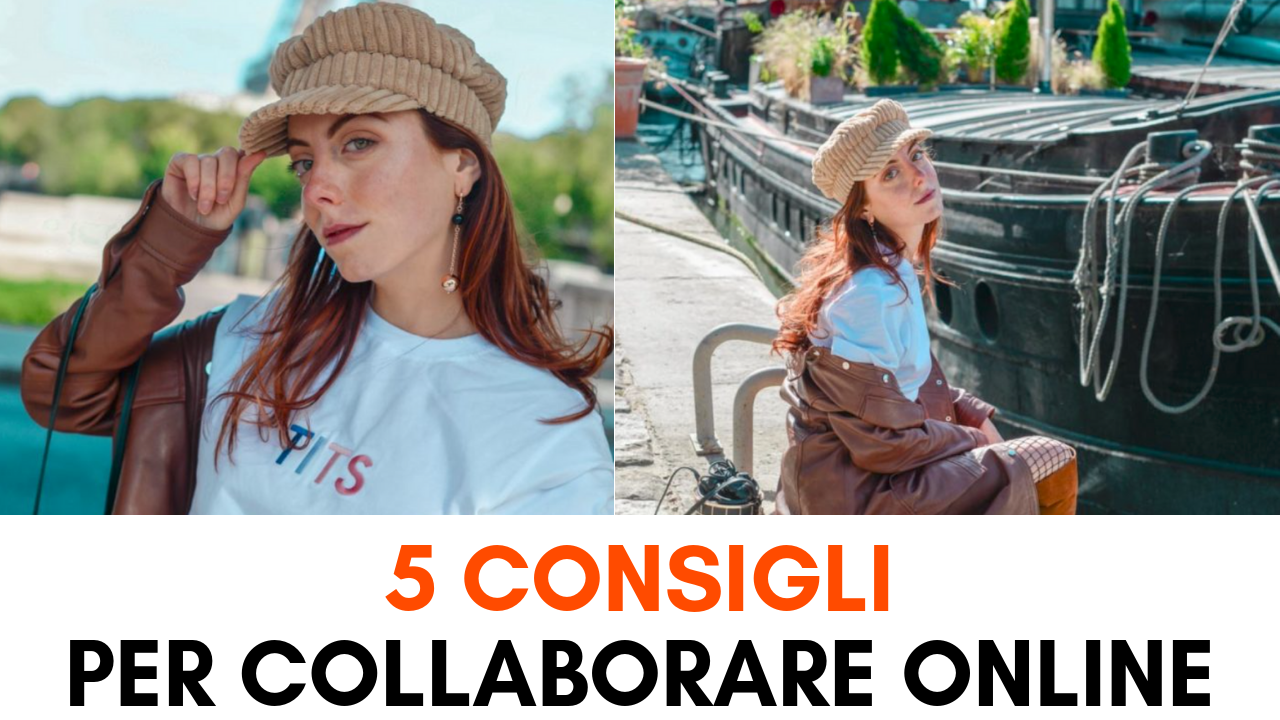 come collaborare online
