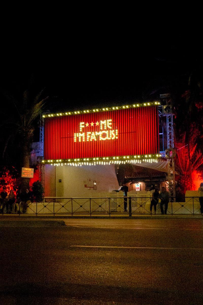 PACHA f*** me i'm famous closing party