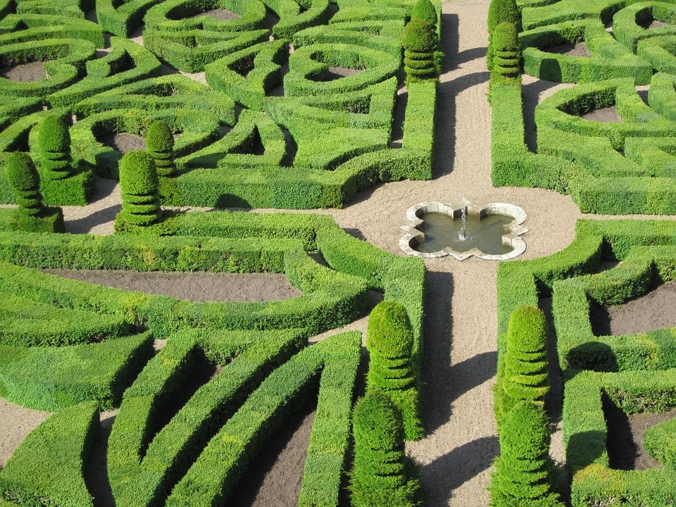 giardino del festival des jardins loira