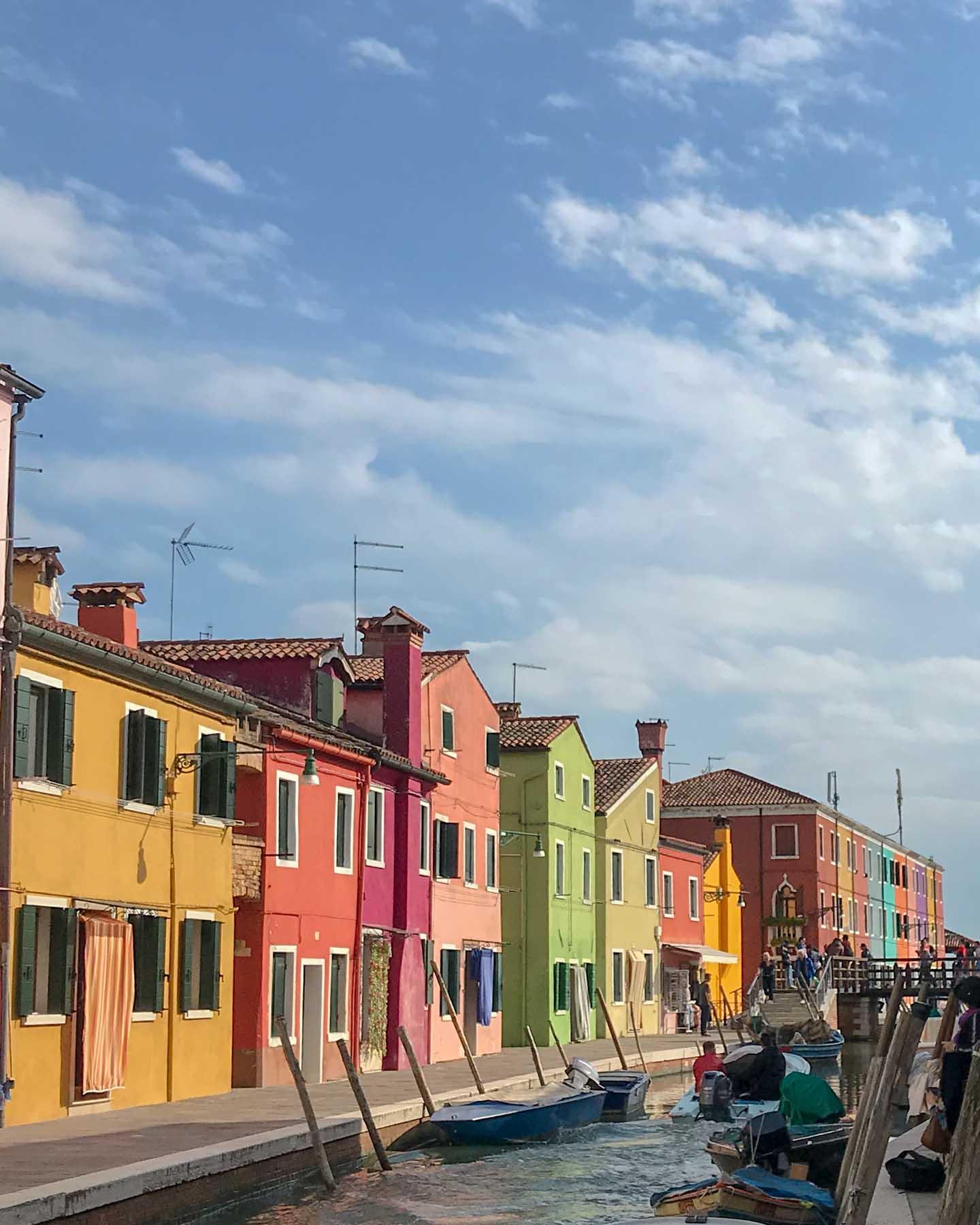 pomeriggio a Murano Burano e Torcello