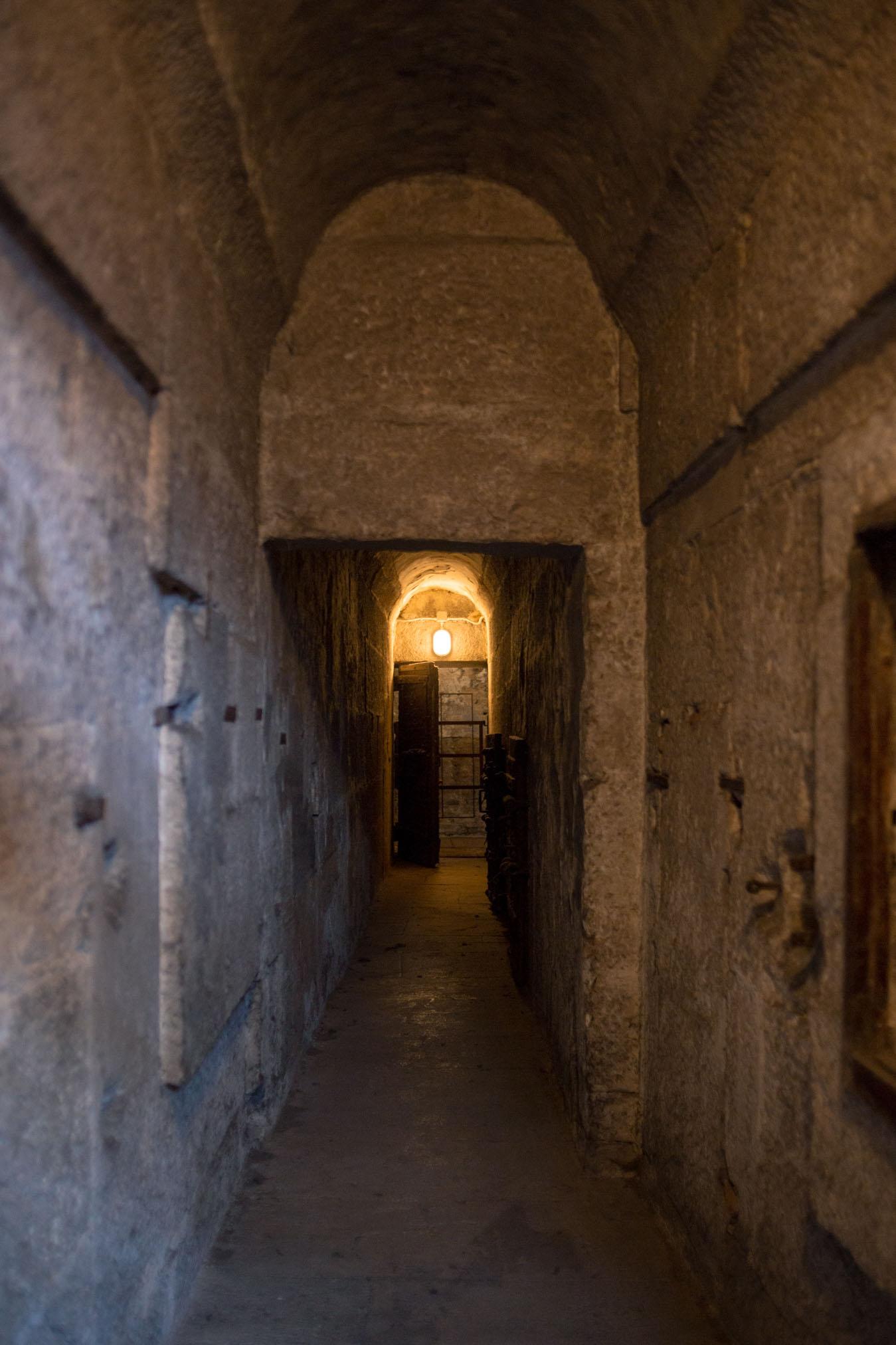 prigioni dei musei di piazza san marco
