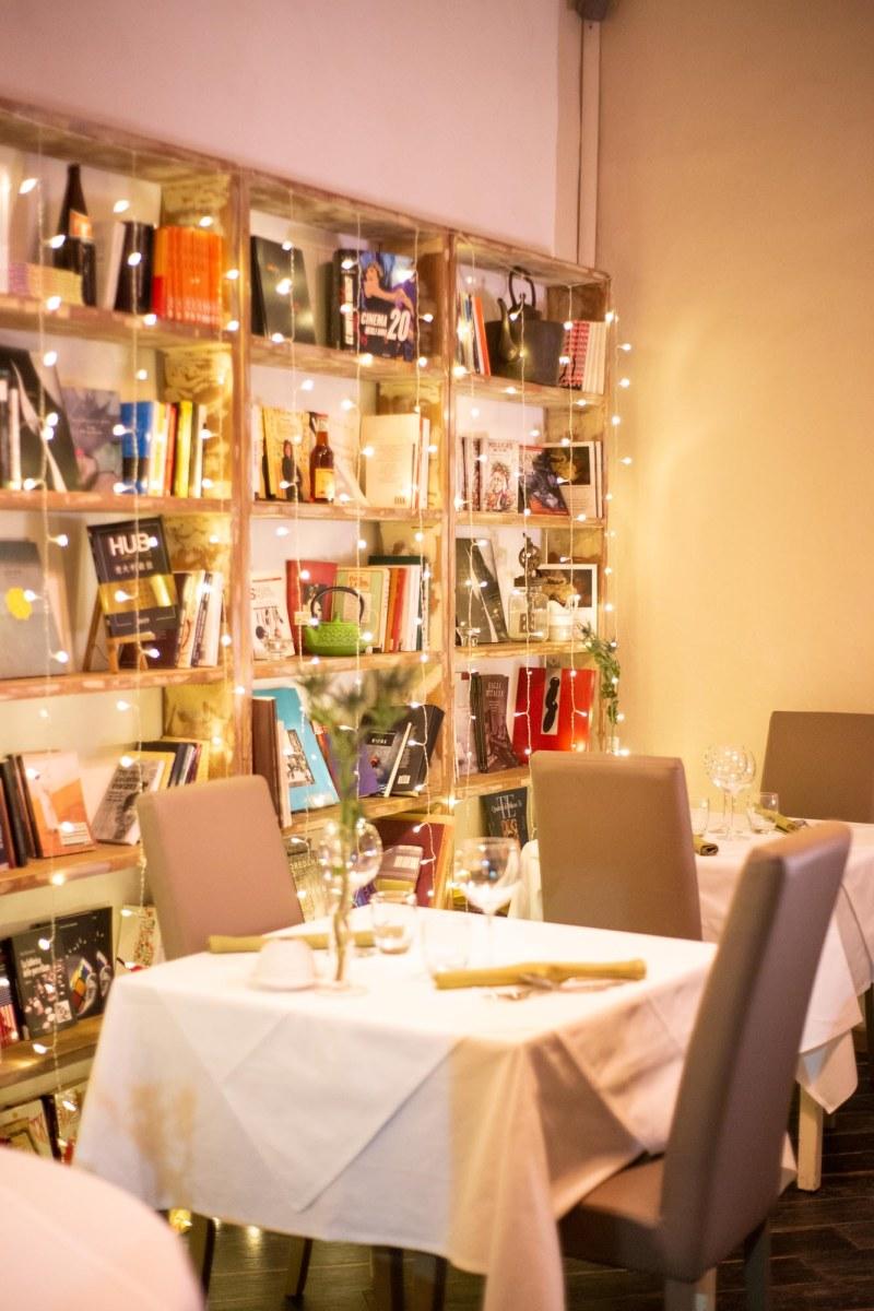 libreria cuculia ristorante firenze