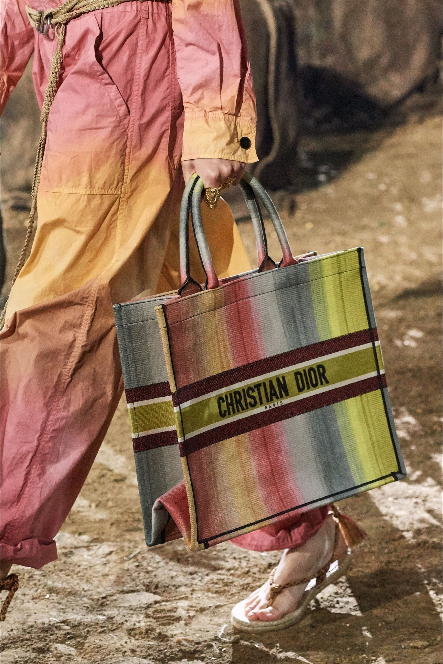 shopping bag christian dior multicolor Borse di tendenza per il 2020