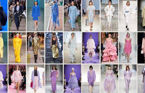 Colori moda primavera 2020, guida definitiva ai colori da avere per la PE20