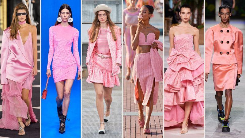 rosa barbie tendenze moda 2020