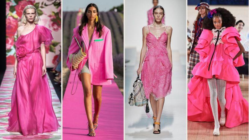 rosa acceso primavera estate 2020