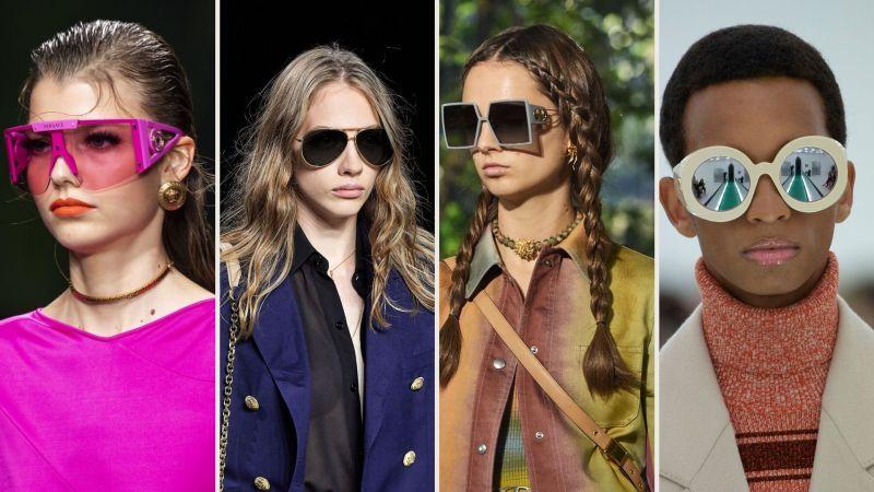 Occhiali accessori primavera estate 2020