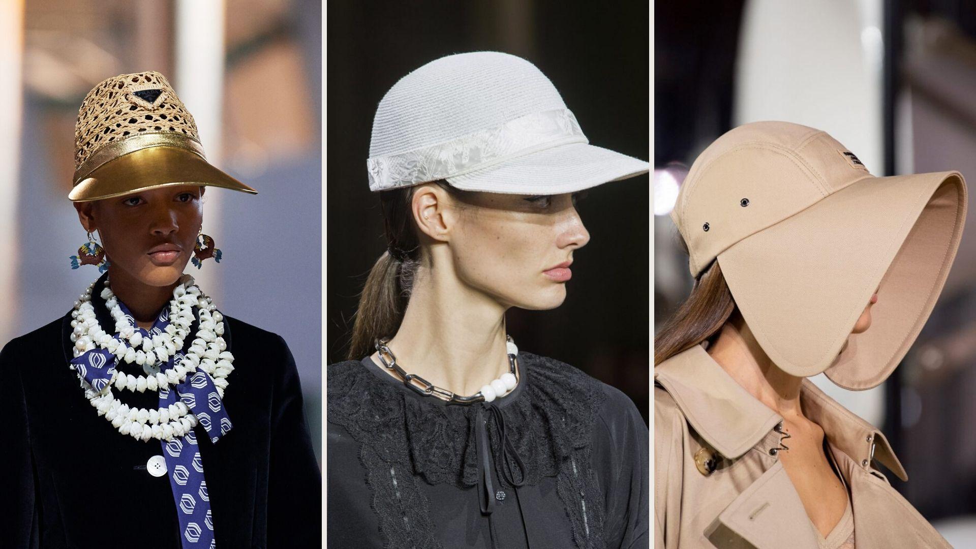 cappelli sportivi per l'estate