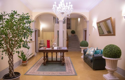 Una cena romantica a Villa del Parco Resort, nel San Baronto Pistoia