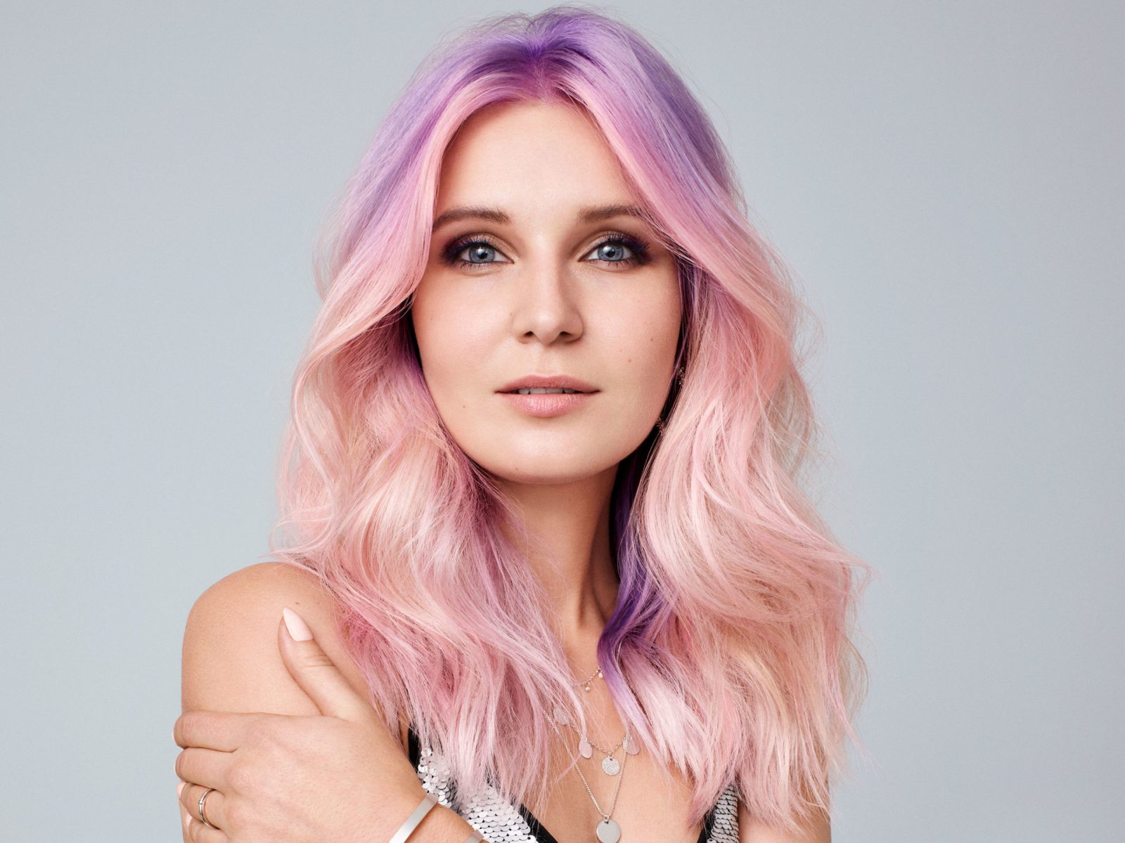 pastel pink tendenze capelli 2020